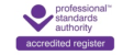 Stephanie Daniels Nutrition is on the Professional Standards Authority Accredited Register